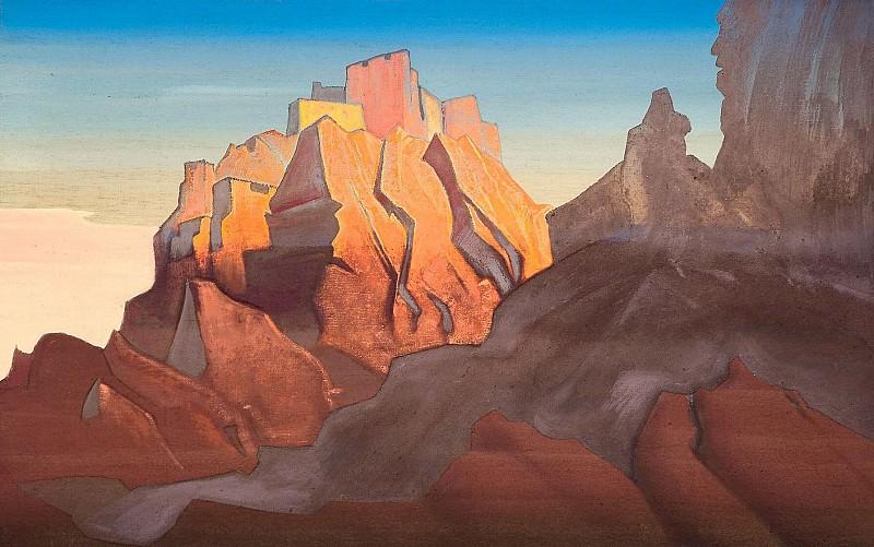 Твердыня Тибета #16 Твердыня Тибета (Басго). Рерих Н.К. (Часть 3)