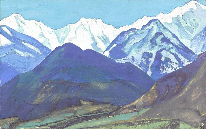 Dobie Null # 30. Roerich N.K. (Part 3)
