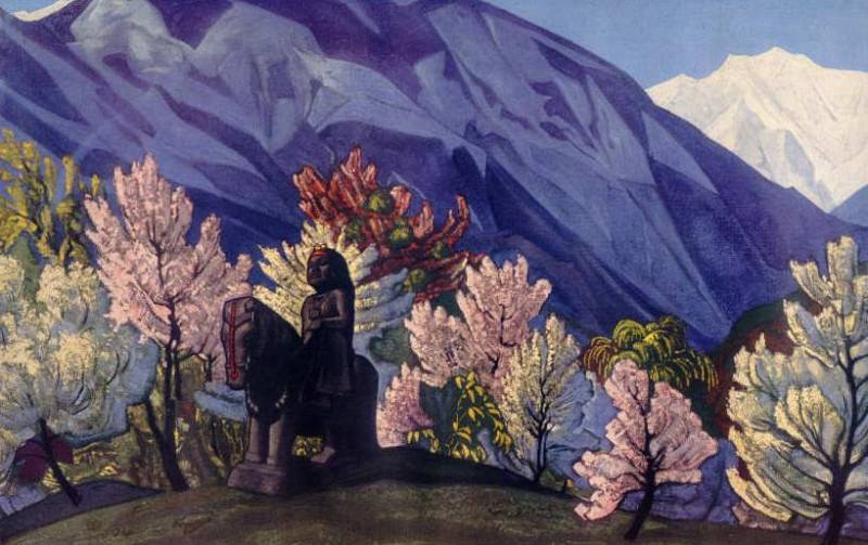 Guga Chohan # 23. Roerich N.K. (Part 3)