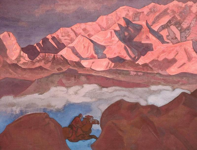 Hastens # 4. Roerich N.K. (Part 3)