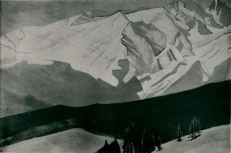 PIR Panzal. Roerich N.K. (Part 3)