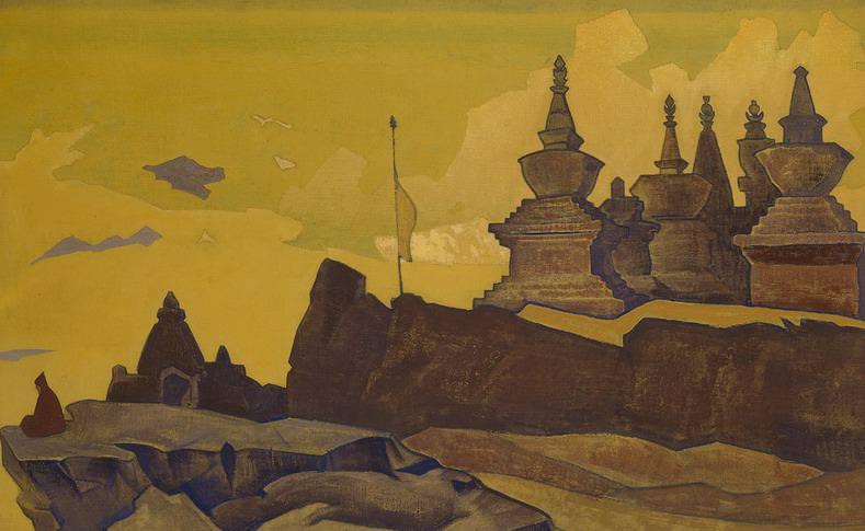 Sanga Chelling # 19. Roerich N.K. (Part 3)