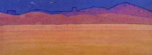 Ten-pei Jal Zen Baishina (House Ja-Lama). Roerich N.K. (Part 3)