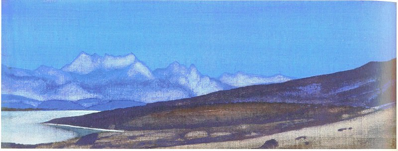 Mongolia. Roerich N.K. (Part 3)