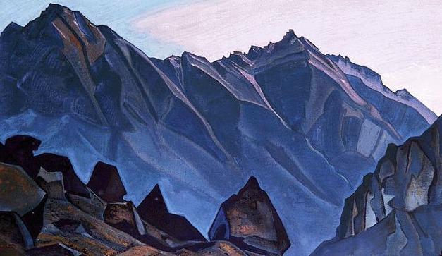 Mountain Bells # 67. Roerich N.K. (Part 3)