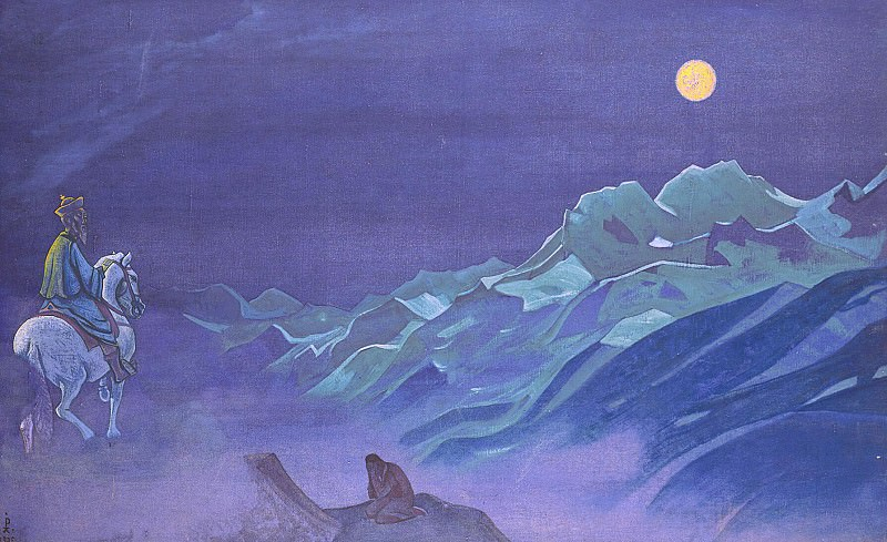 Oirot - Messenger of the White Burkhan # 14. Roerich N.K. (Part 3)