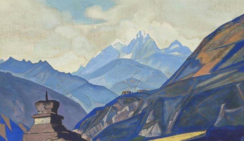 Gumran # 65. Roerich N.K. (Part 3)