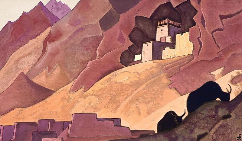 Koksarai # 63. Roerich N.K. (Part 3)