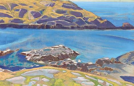 Reverie. Roerich N.K. (Part 3)