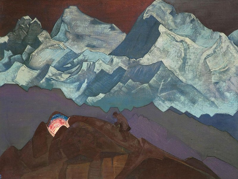 Glow Color # 8. Roerich N.K. (Part 3)