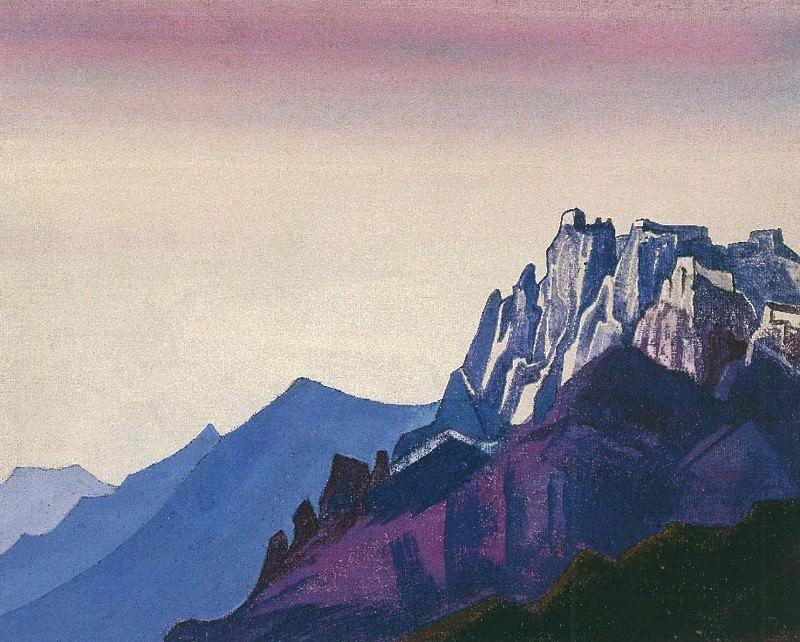 Ladakh. Roerich N.K. (Part 3)