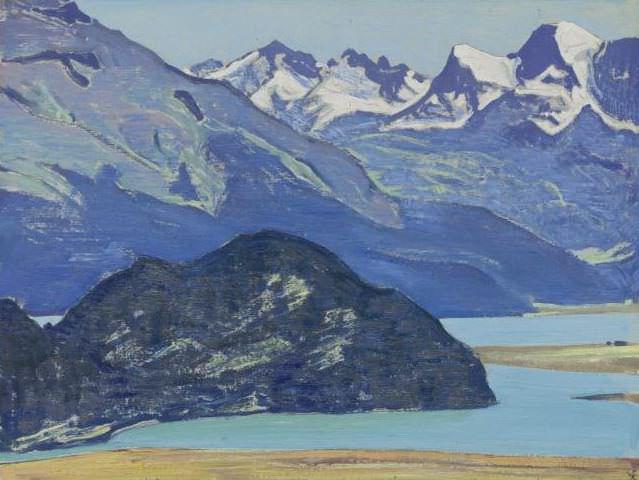 Saint Moritz (2). Roerich N.K. (Part 3)