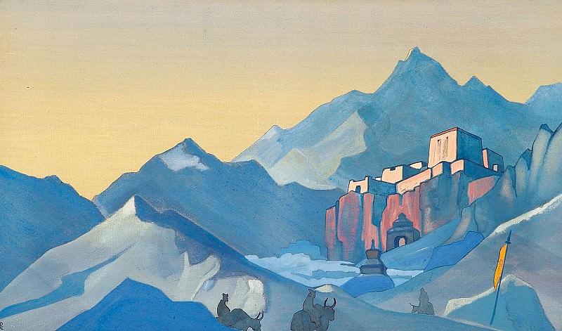 Stronghold spirit. Roerich N.K. (Part 3)