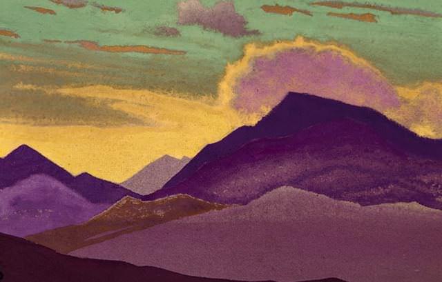 Lahul. Roerich N.K. (Part 3)