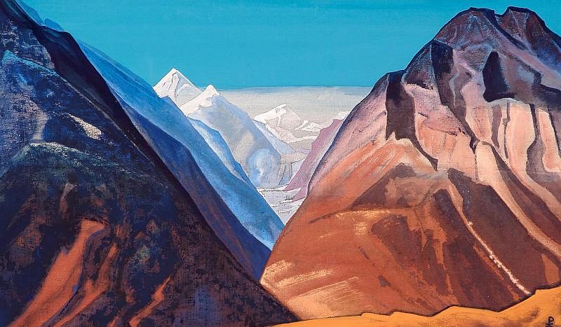 Gundlach # 70 (Lahul). Roerich N.K. (Part 3)