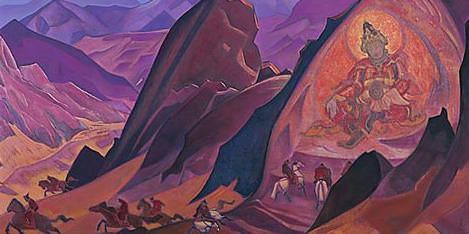 Order Rigden jyepo. Roerich N.K. (Part 3)