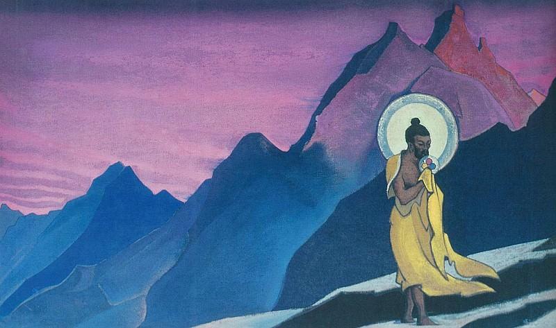 Bhagavan # 13. Roerich N.K. (Part 3)