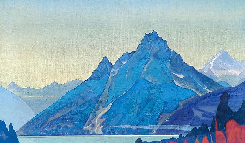 Lake Nagas # 41. Roerich N.K. (Part 3)