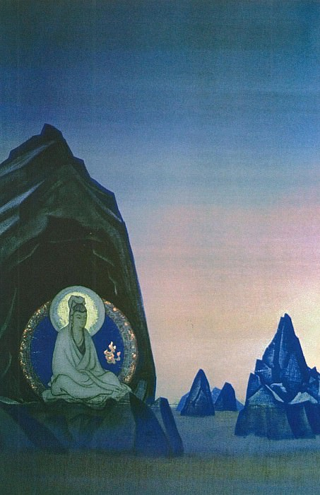 Agni-Yoga. Project of a fresco (II). Roerich N.K. (Part 3)