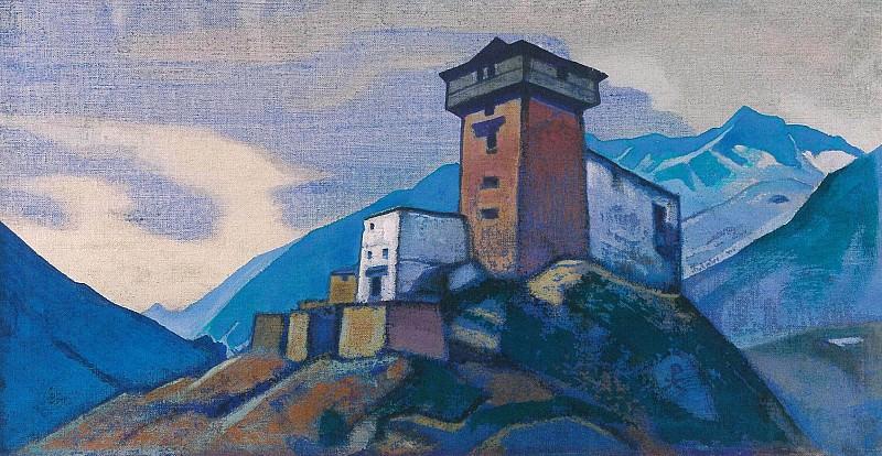Gundlach. Residence Thakur # 4. Roerich N.K. (Part 3)