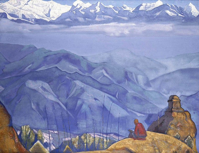 The book of wisdom # 2. Roerich N.K. (Part 3)