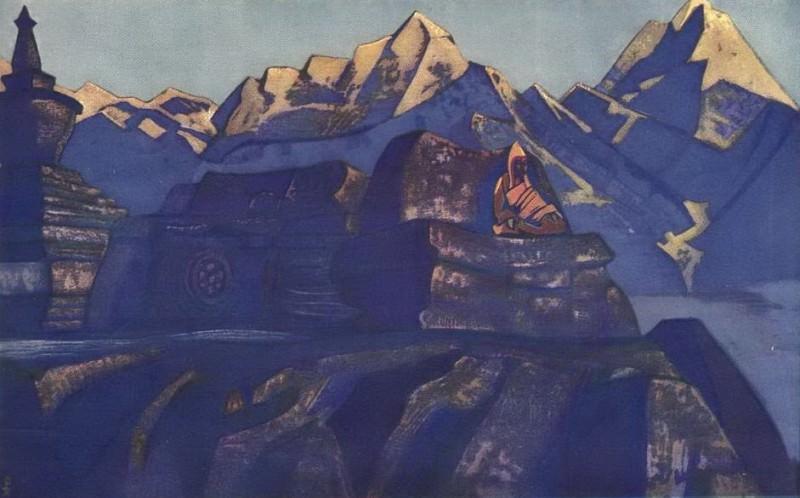 Tzong-Ka-Pa # 31. Roerich N.K. (Part 3)