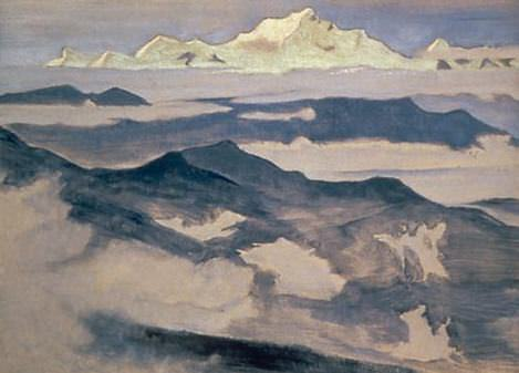 78 Evening #. Roerich N.K. (Part 3)