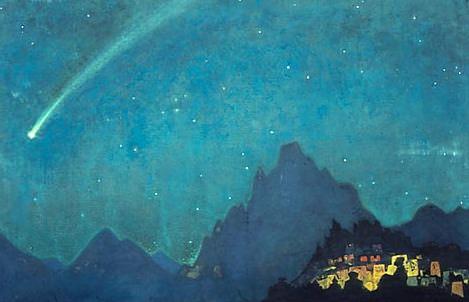 Star Hero # 1. Roerich N.K. (Part 3)