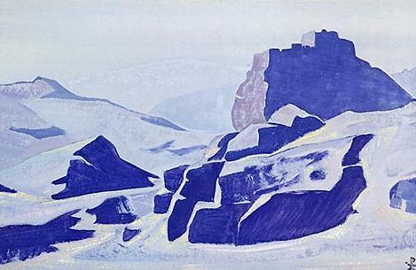 Gobzi (Gobzhi) # 40. Roerich N.K. (Part 3)