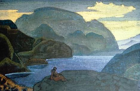Meditation # 1. Roerich N.K. (Part 3)