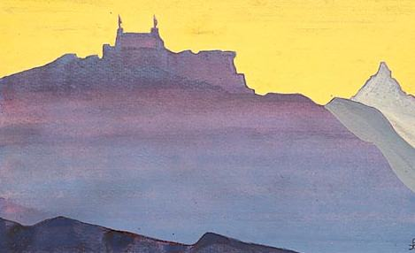Sissi # 90 (thumbnail picture). Roerich N.K. (Part 3)