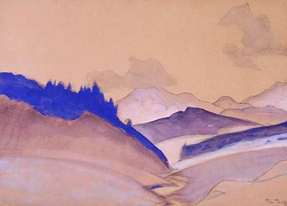 Pir Panjal. Roerich N.K. (Part 3)