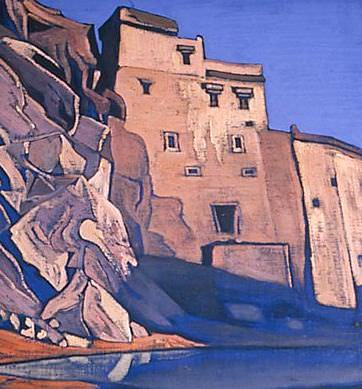 Pond Issa. Le. Roerich N.K. (Part 3)