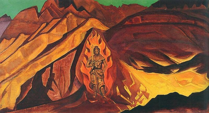 Guard Log (Log Keeper). Roerich N.K. (Part 3)