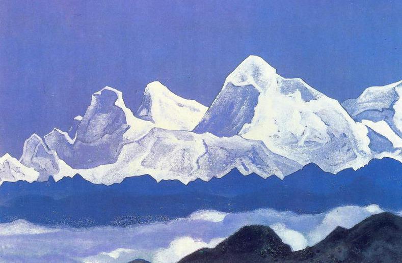 Everest. Roerich N.K. (Part 3)
