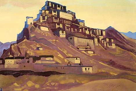 Shrines and strongholds. Roerich N.K. (Part 3)