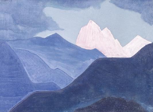Sharugen. Roerich N.K. (Part 3)