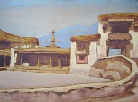 Lamayuru. Roerich N.K. (Part 3)