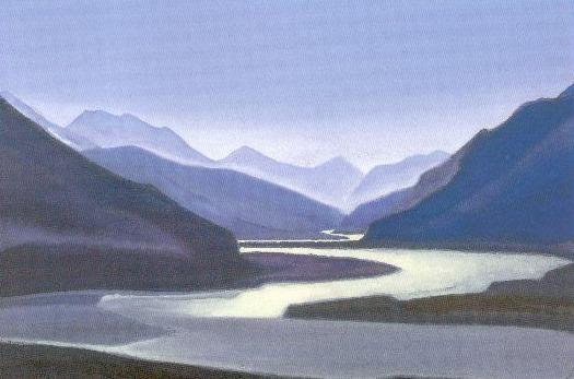 Brahmaputra. Roerich N.K. (Part 3)