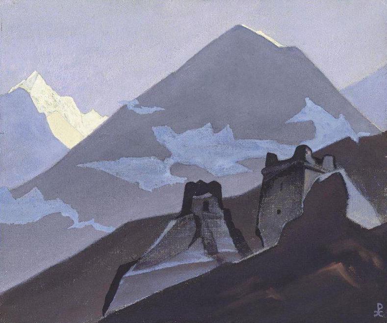 Etude. Morning. Roerich N.K. (Part 3)