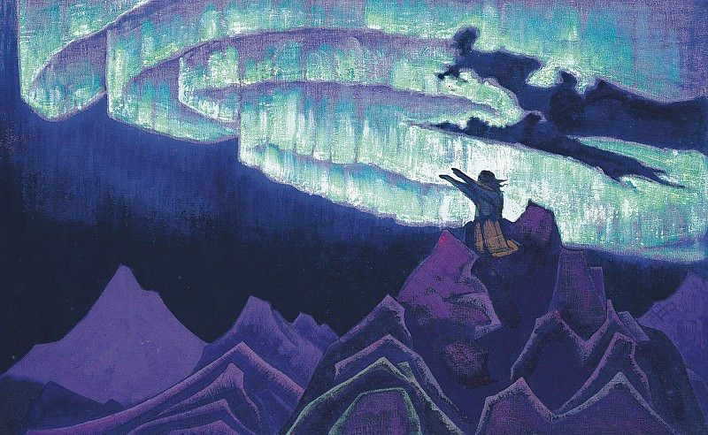 Moses Driver # 2. Roerich N.K. (Part 3)