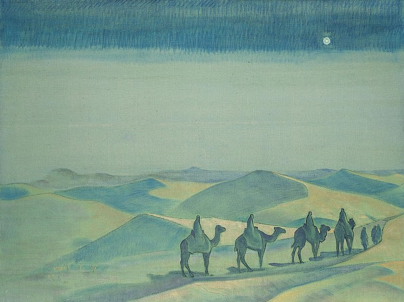 Mother of the World Star # 11. Roerich N.K. (Part 3)