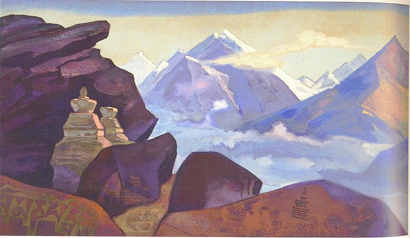 Path to KAILAS # 70 (66). Roerich N.K. (Part 3)