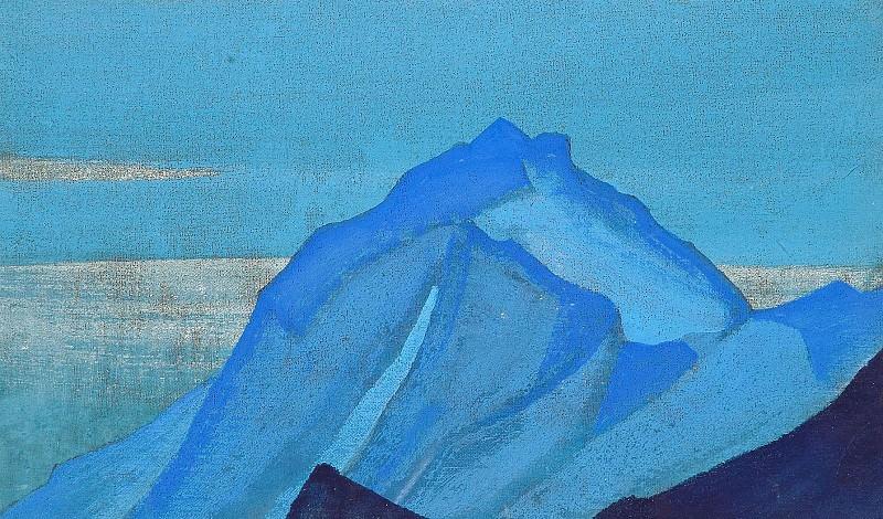 Mountain etude (3). Roerich N.K. (Part 3)