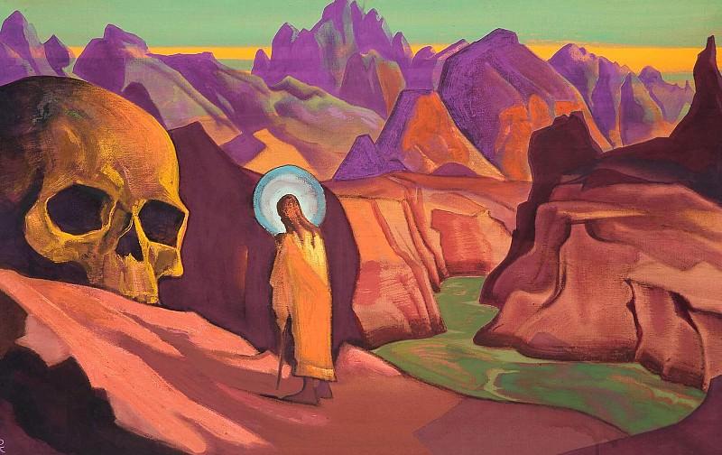 Issa and head Velikanova # 99. Roerich N.K. (Part 3)