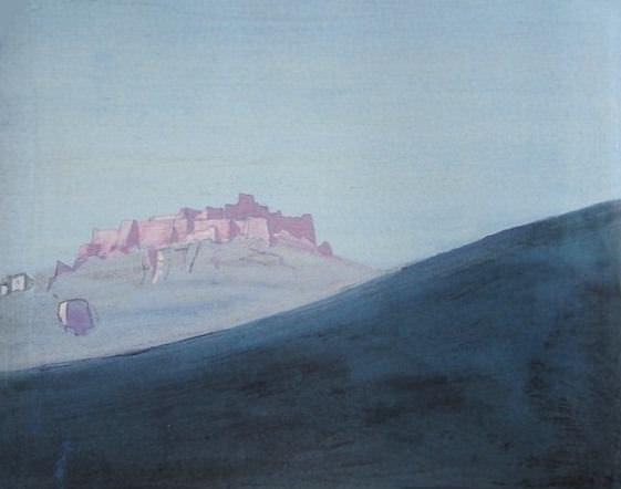 Locks Ghessar Khan. Roerich N.K. (Part 3)