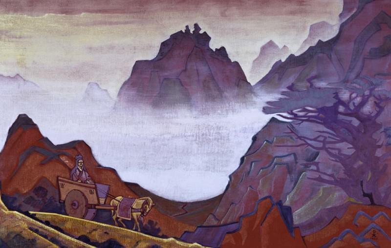 Konfutsy Fair # 6. Roerich N.K. (Part 3)