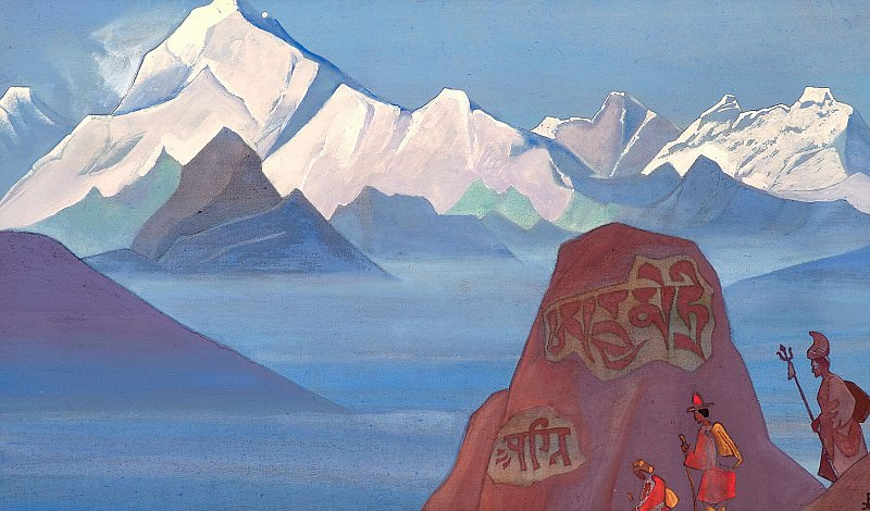 Path to KAILAS # 37. Roerich N.K. (Part 3)