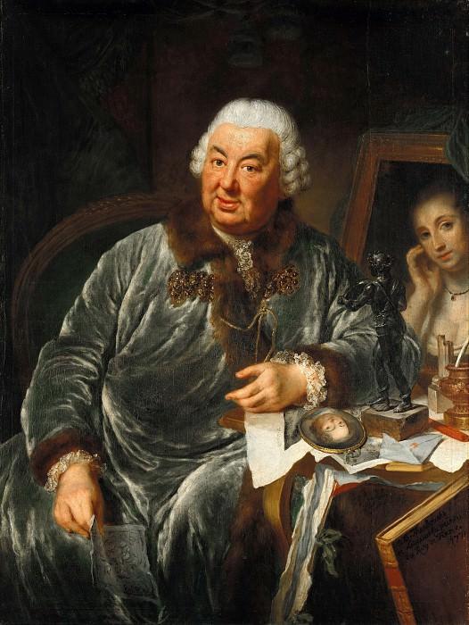 Anna Dorothea Therbusch (1721-1782) - Julius Vieth von Golsenau. Part 1