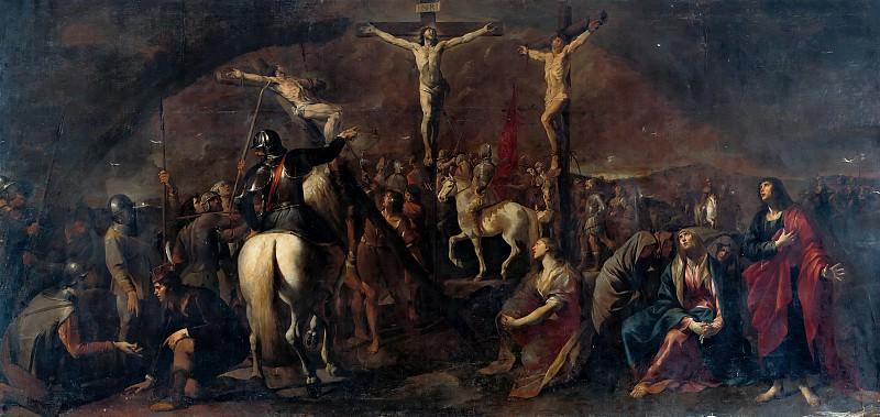 Ваккаро, Андреа (1604-1670) - Распятие. Часть 1